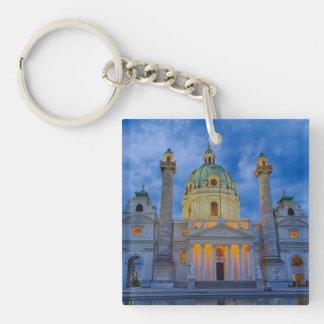 Porte-clés Église de saint Charles, Vienne