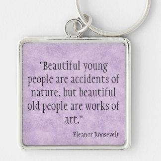 Porte-clés Eleanor Roosevelt
