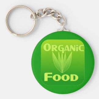 Porte-clés Élevez, mangez, achetez le porte - clé d'aliment