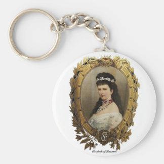 Porte-clés Elisabeth de porte - clé de la Bavière