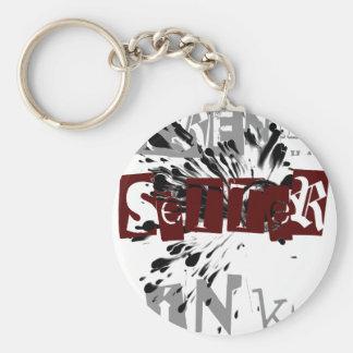 Porte-clés Encre d'avant-gardiste - #3