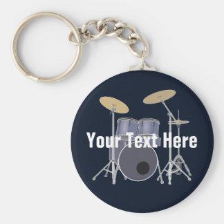 Porte-clés Ensemble de tambour
