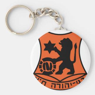 Porte-clés équipes israéliennes