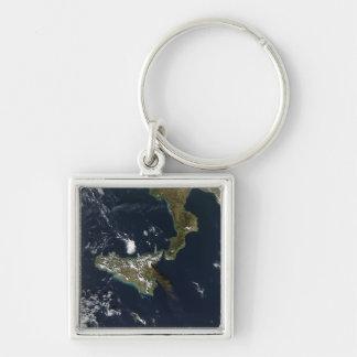 Porte-clés Éruption de Mt l'Etna en Sicile
