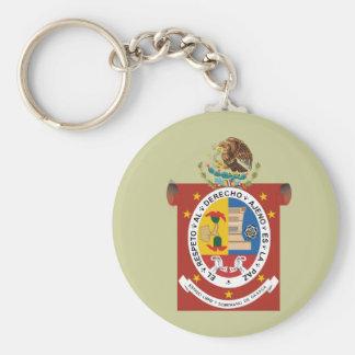 Porte-clés Escudo d'Oaxaca, Mexique