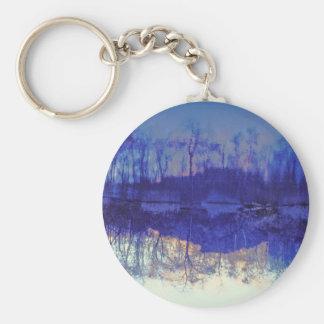 Porte-clés Étang de miroir dans Berkshires.jpg