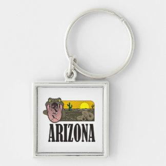 Porte-clés État de serpent de l'Arizona Etats-Unis : Serpent