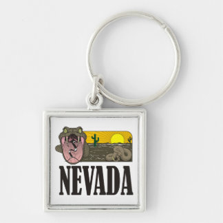 Porte-clés État de serpent du Nevada Etats-Unis : Serpent à