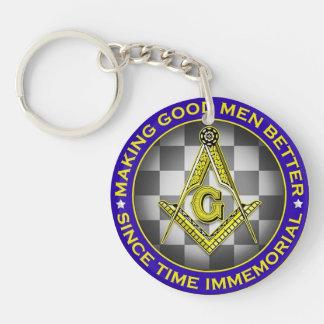 Porte-clés Faisant à bons hommes un meilleur porte - clé