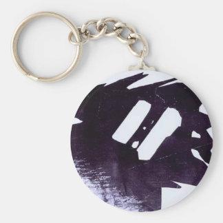 Porte-clés Fantastique de silhouette par Victor Hugo