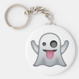 Porte-clés Fantôme Emoji