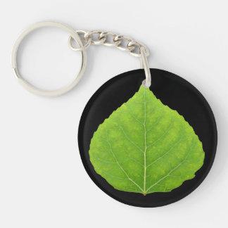 Porte-clés Feuille verte #11 d'Aspen