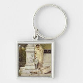 Porte-clés Fille romaine d'Alma-Tadema   Fisher, 1873