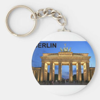 Porte-clés Fins anormales de massif de roche de l'Allemagne