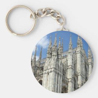 Porte-clés flèches de fantaisie d'église