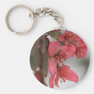 Porte-clés Fleurs de pomme sauvage