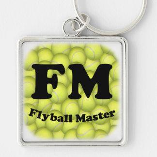 Porte-clés FM, maître 5.000 de Flyball