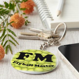 Porte-clés FM, maître de Flyball