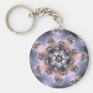 Porte-clés Fzoom - porte - clé de fractale