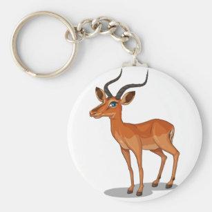Porte-clés Gazelle