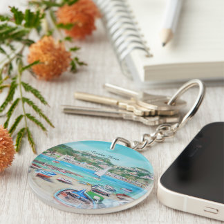 Porte-clés Giardini Naxos, porte - clé