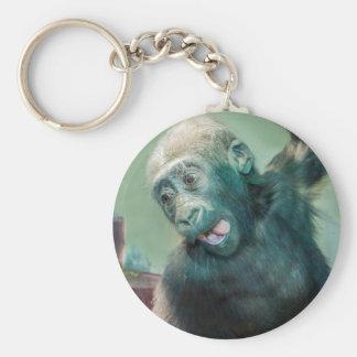 Porte-clés Gorille de bébé