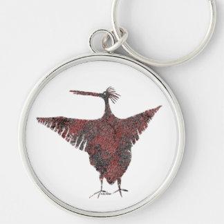 Porte-clés Grand oiseau