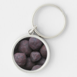 Porte-clés Granules de minerai de fer