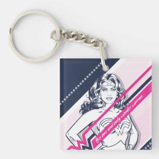 Porte-clés Graphique de Woman un et de seule merveille le