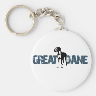 Porte-clés Great dane