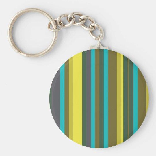 Porte-clés Green_stripes