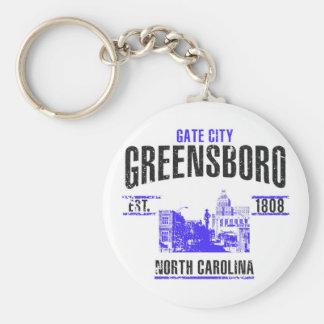 Porte-clés Greensboro