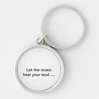 Porte-clés guérison d'âme