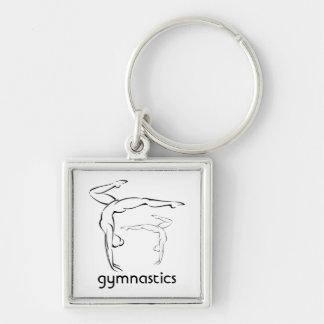 Porte-clés Gymnastique II