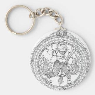 Porte-clés Hanuman