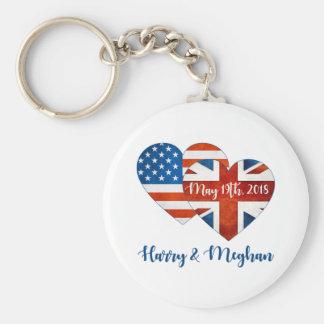Porte-clés Harry et mariage de Meghan, le 19 mai 2018