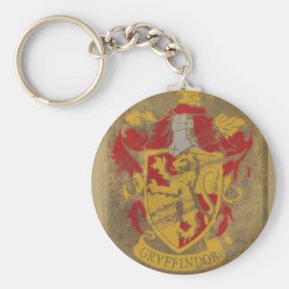 Porte-clés Harry Potter | Gryffindor - rétro crête de Chambre
