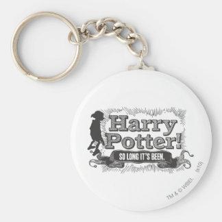 Porte-clés Harry Potter ! Tellement longtemps il a été
