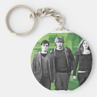 Porte-clés Harry, Ron, et Hermione 1