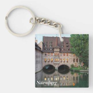 Porte-clés Heilig Geist Spital, Nürnberg