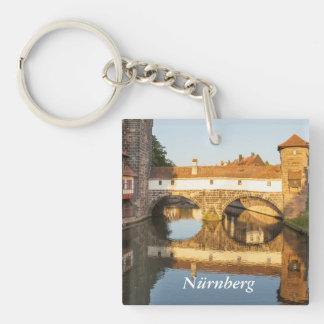 Porte-clés Henkersteg dans Nürnberg