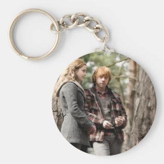 Porte-clés Hermione, Ron, et Harry 2