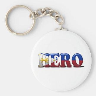 Porte-clés Héros de Pinoy