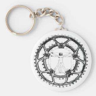 Porte-clés Homme-machine