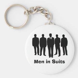 Porte-clés hommes dans le porte - clé de costumes