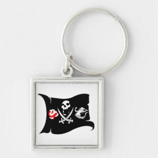 Porte-clés Icône #13 de pirate