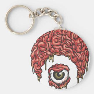 Porte-clés Icône de cerveaux d'Osiris