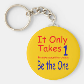 Porte-clés Il prend seulement un nouveau porte - clé d'or