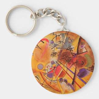 Porte-clés Illustration abstraite de Kandinsky