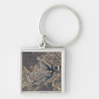 Porte-clés image de Naturel-couleur de lia de ½ du ¿ Â de